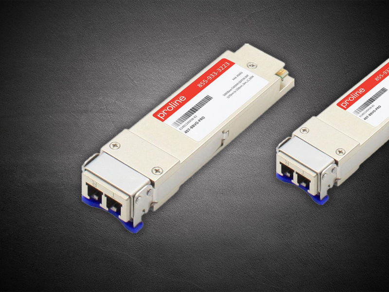 Picture for blogpost Avoid delayed deployments with QSFP28 40/100G SR BD alternatives