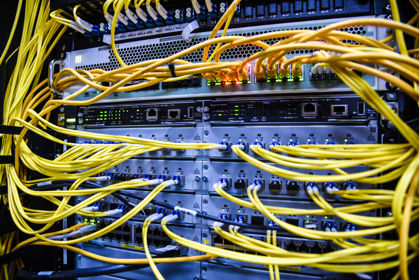 Picture for blogpost How to master data center cabling