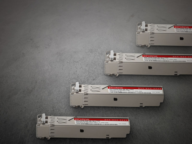 Picture for blogpost 10G SFP+ narrowband tunable transceivers streamline sparing requirements
